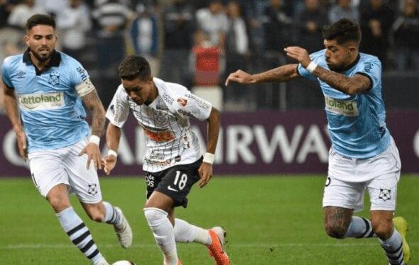 Escalação Corinthians
