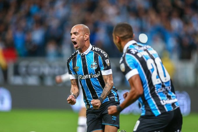 Próximo jogo Grêmio vencer Libertad Libertadores