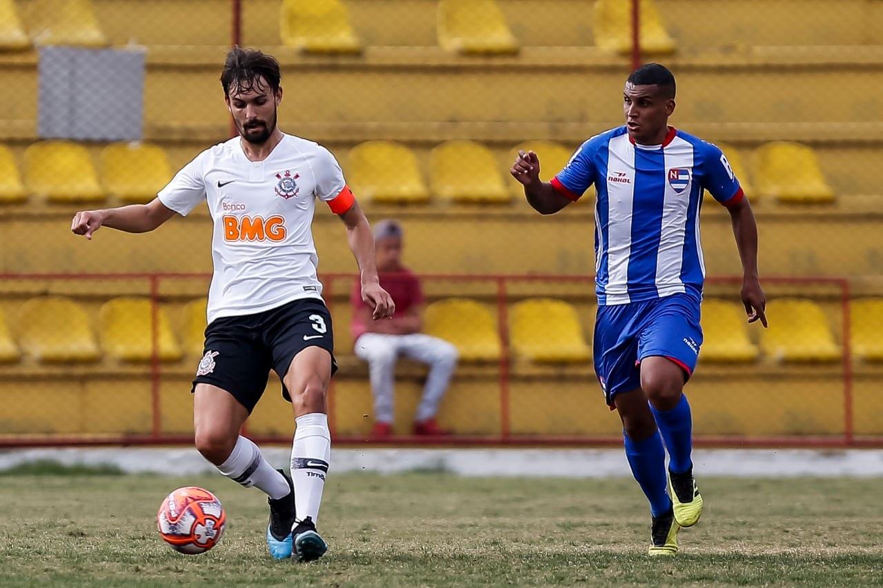 Corinthians e Nacional empataram em 1 x 1 pela quarta rodada da Copa Paulista de 2019.