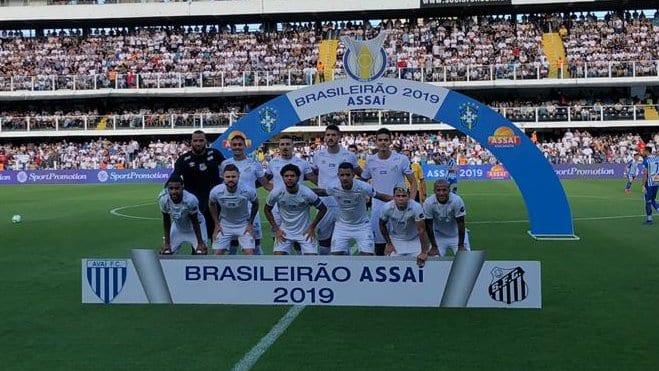 Santos - São Paulo - Vasco - Fluminense - Brasileirão