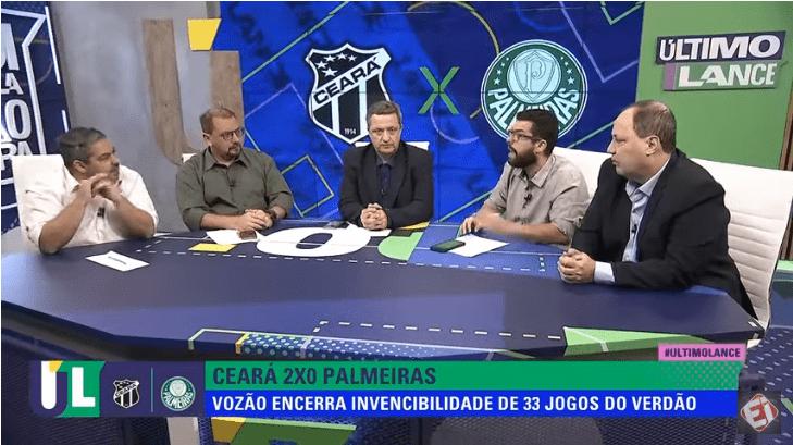 Palmeiras análise imprensa