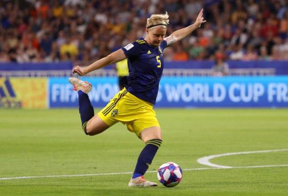 Inglaterra e Suécia disputam o terceiro lugar da Copa do Mundo Feminina