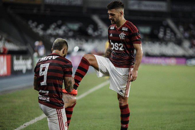 Trio de mais caros do Flamengo vale mais que todo o elenco ...