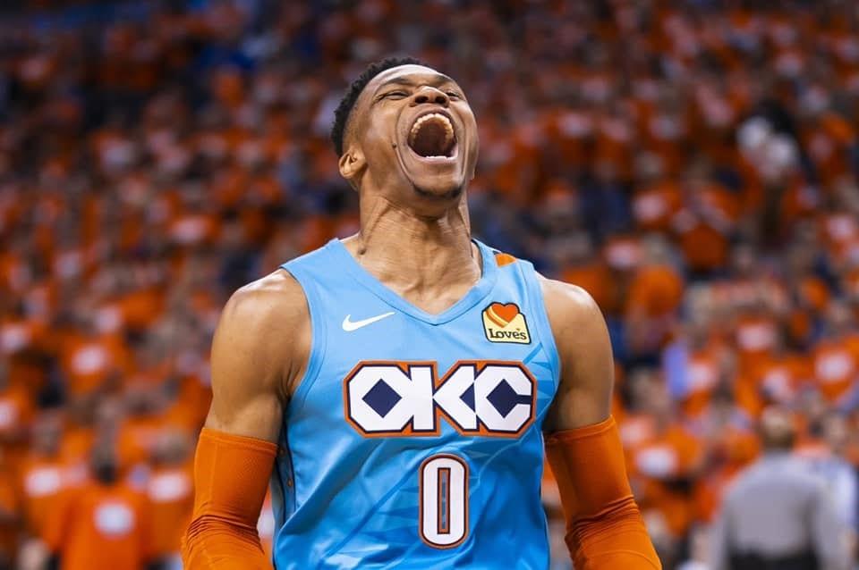 Westbrook vai jogar a proxima temporada da NBA no Rockets