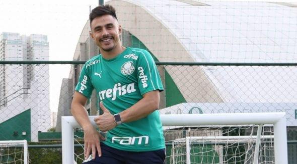 Palmeiras escalação ideal