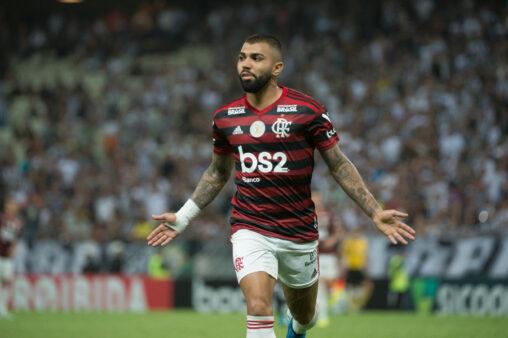 Santos Gabigol Flamengo