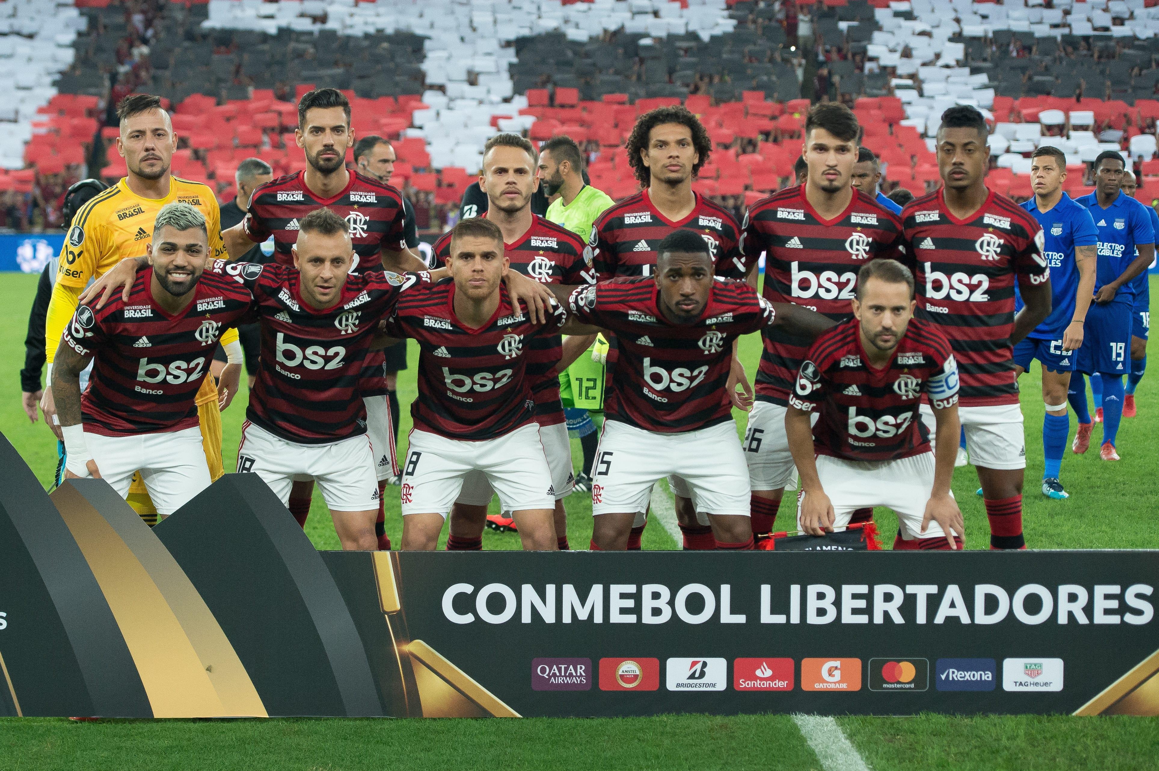 Flamengo na Libertadores