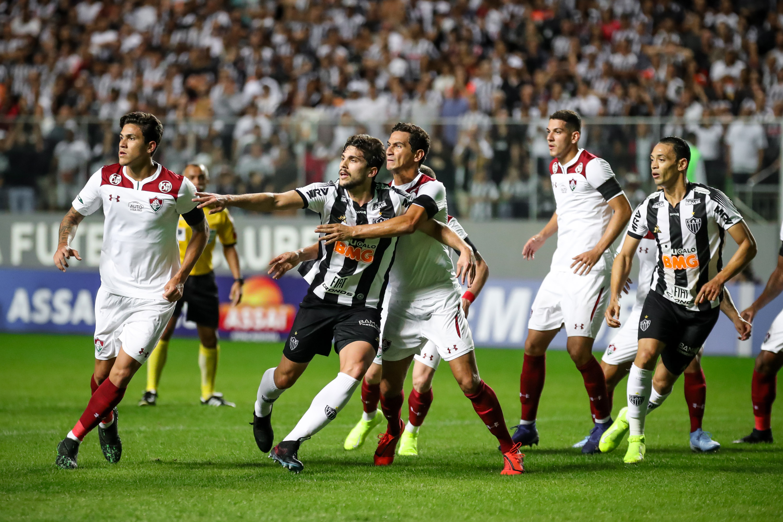 Atletico Mg X Fluminense Assista Aos Melhores Momentos Do Jogo
