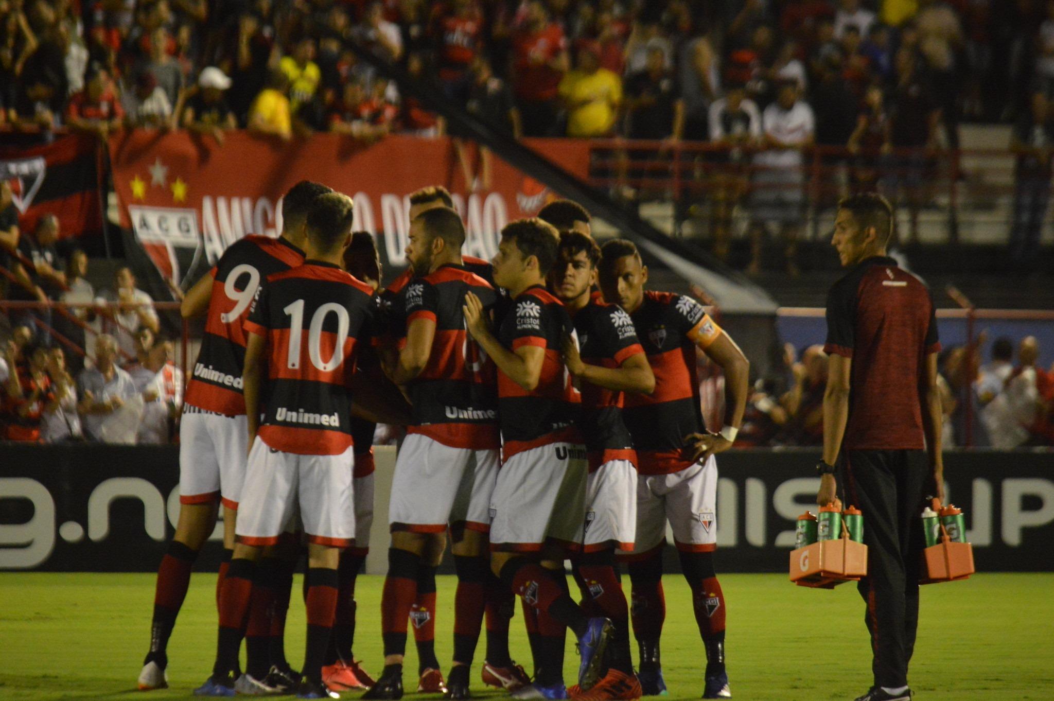 Atlético-GO x CRB