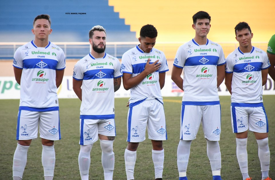 Atlético Acreano x Juventude