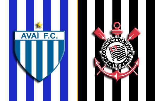 Avaí Corinthians Série A Brasileirão