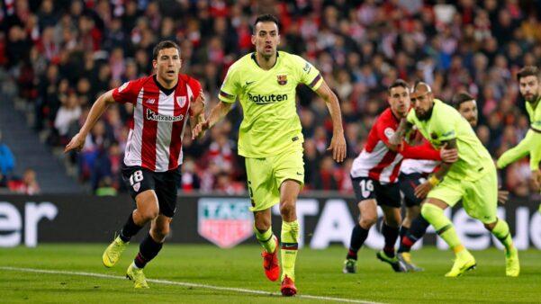 Athletic Bilbao x Barcelona