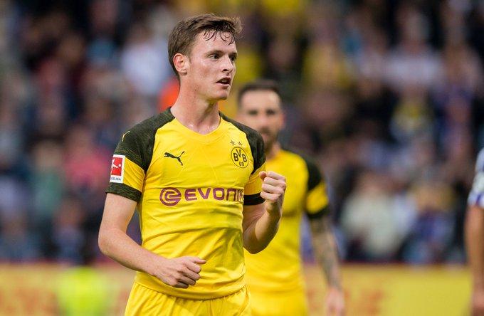 Borussia Dortmund empresta promessa seleção espanhola Huesca