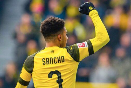 Borussia Dortmund rejeitou oferta grande clube Sancho