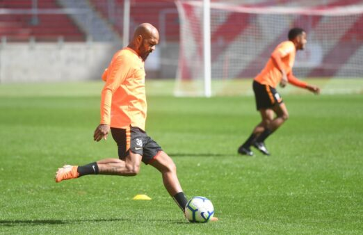 Bruno Silva treino Inter