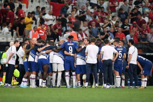 Chelsea x Leicester - Premier League - Lampard