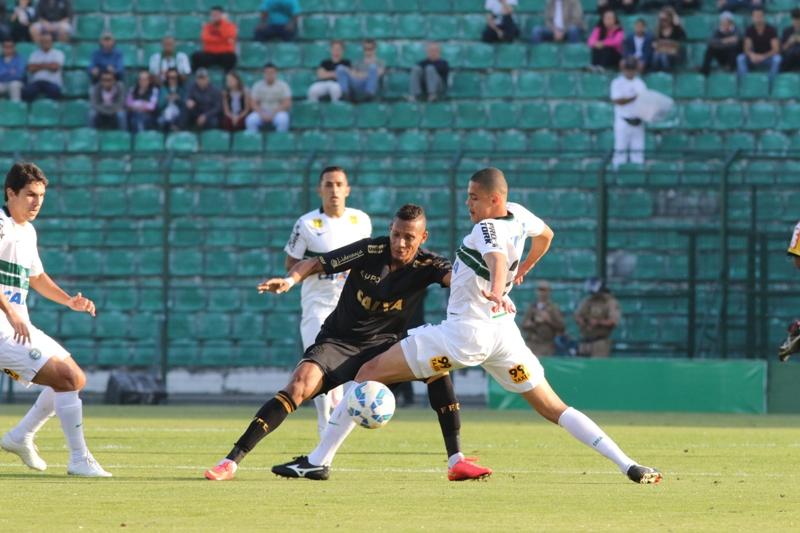 Saiba onde assistir o jogo entre Coritiba e Figueirense pela Série B
