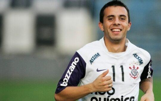 Deferico chegou ao Corinthians como Novo Messi