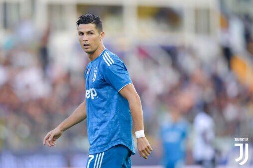 Parma x Juventus Cristiano Ronaldo