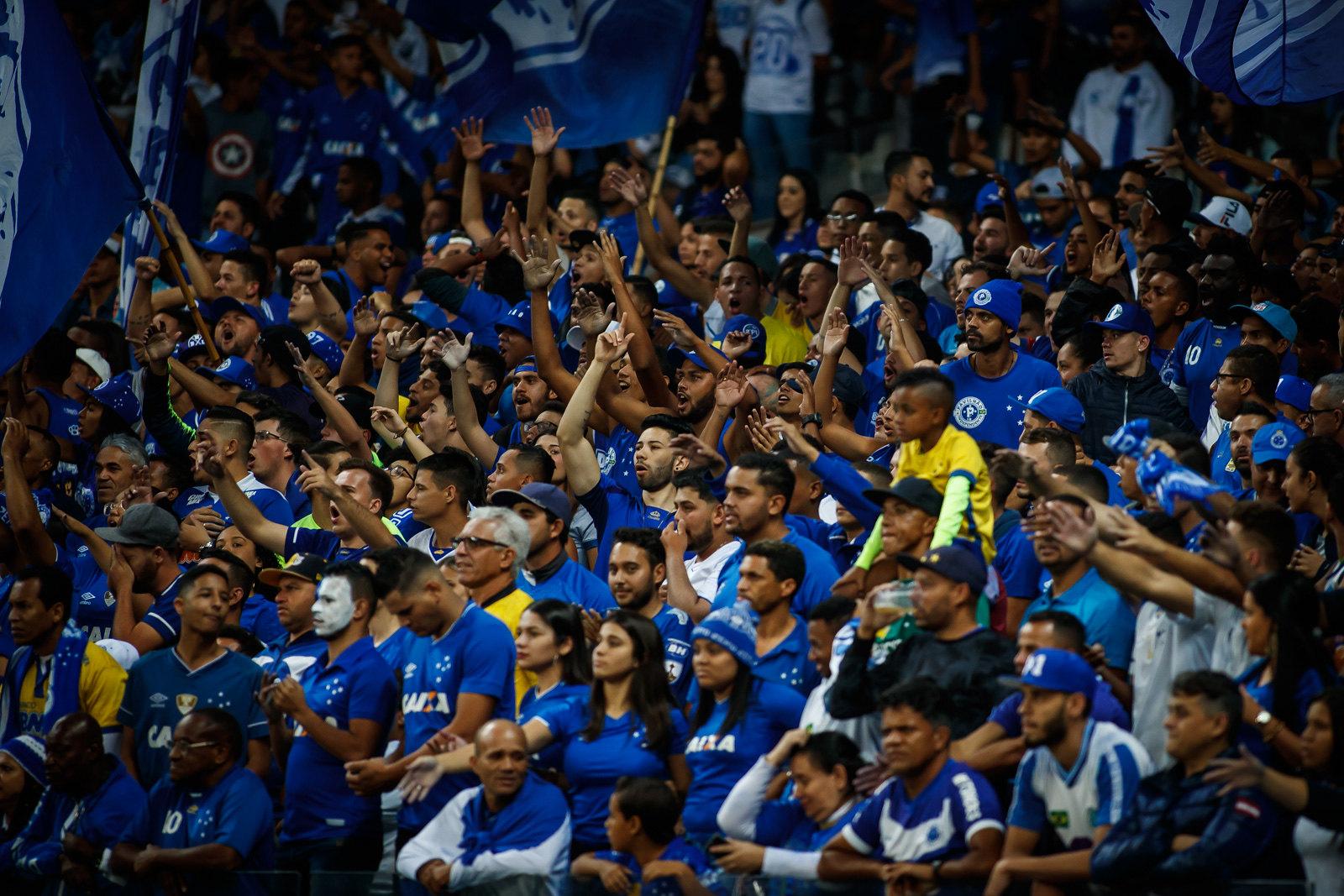 Cruzeiro X Santos Veja A Parcial De Ingressos Vendidos