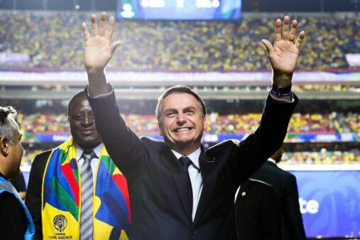 Bolsonaro Palmeiras