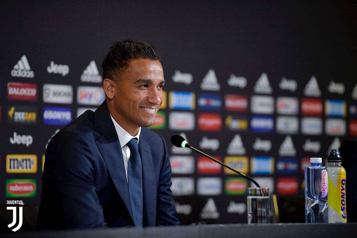 Danilo e Cristiano Ronaldo Juventus