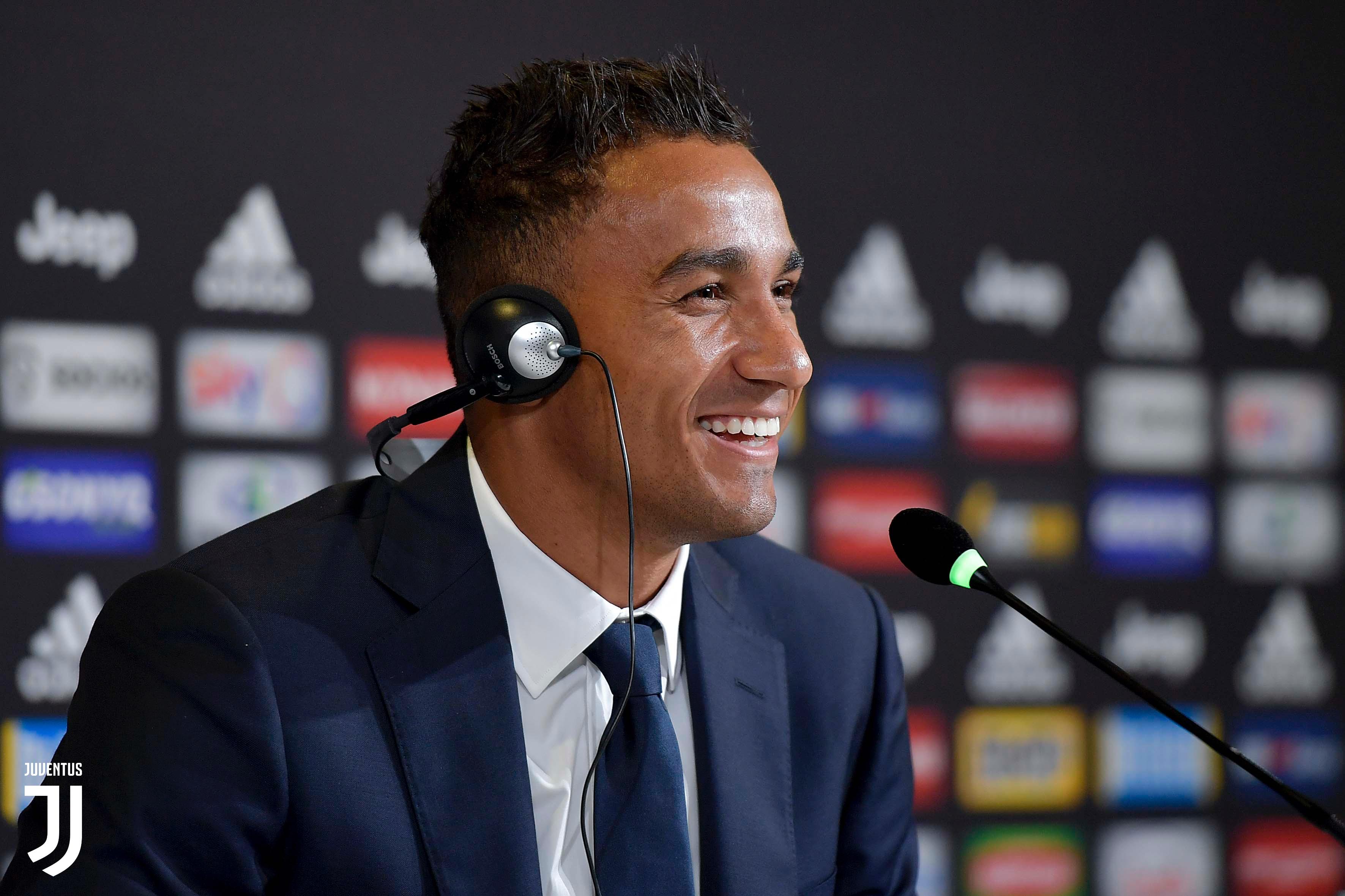 Danilo na Juventus