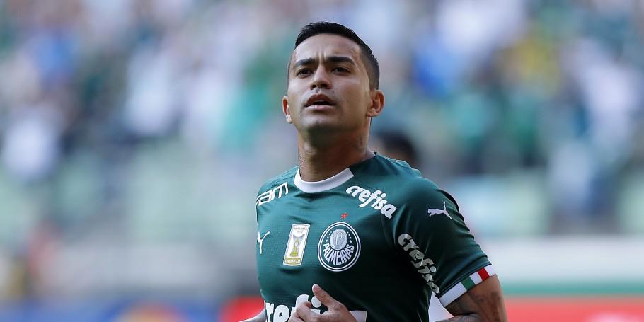 Dudu completa 300 jogos pelo Palmeiras nesta quinta-feira