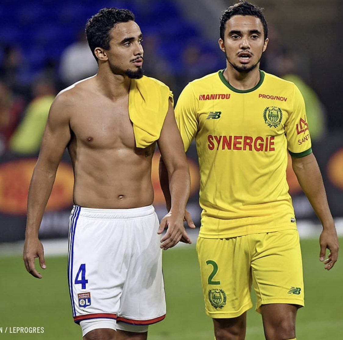 Conheça Fábio e Rafael, os gêmeos brasileiros que disputam o campeonato francês