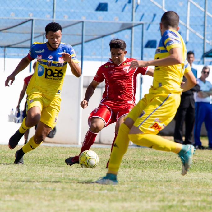 Campeonato Paulista da Segunda Divisão 2019 (Geraldo Gaspere/Itapirense)