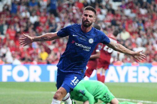 Giroud provável escalação Chelsea x Leciester Premier League