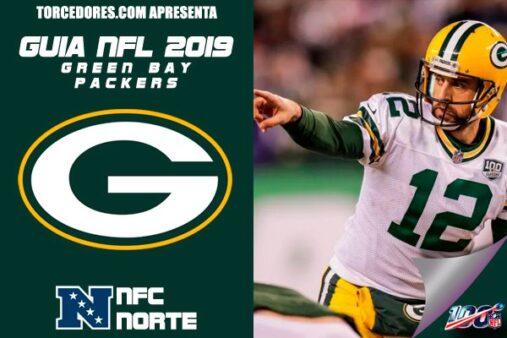Guia NFL 2019 - Green Bay Packers