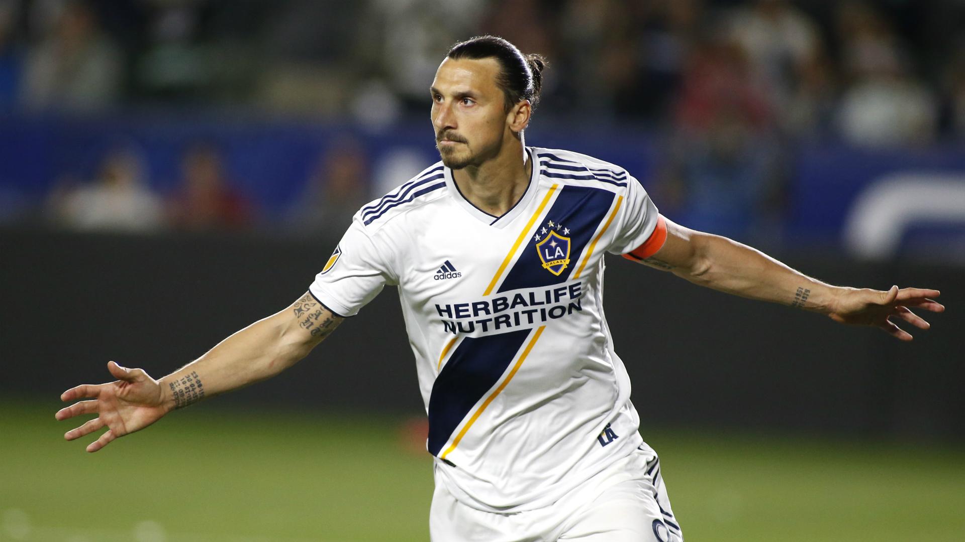 Ibrahimovic na MLS