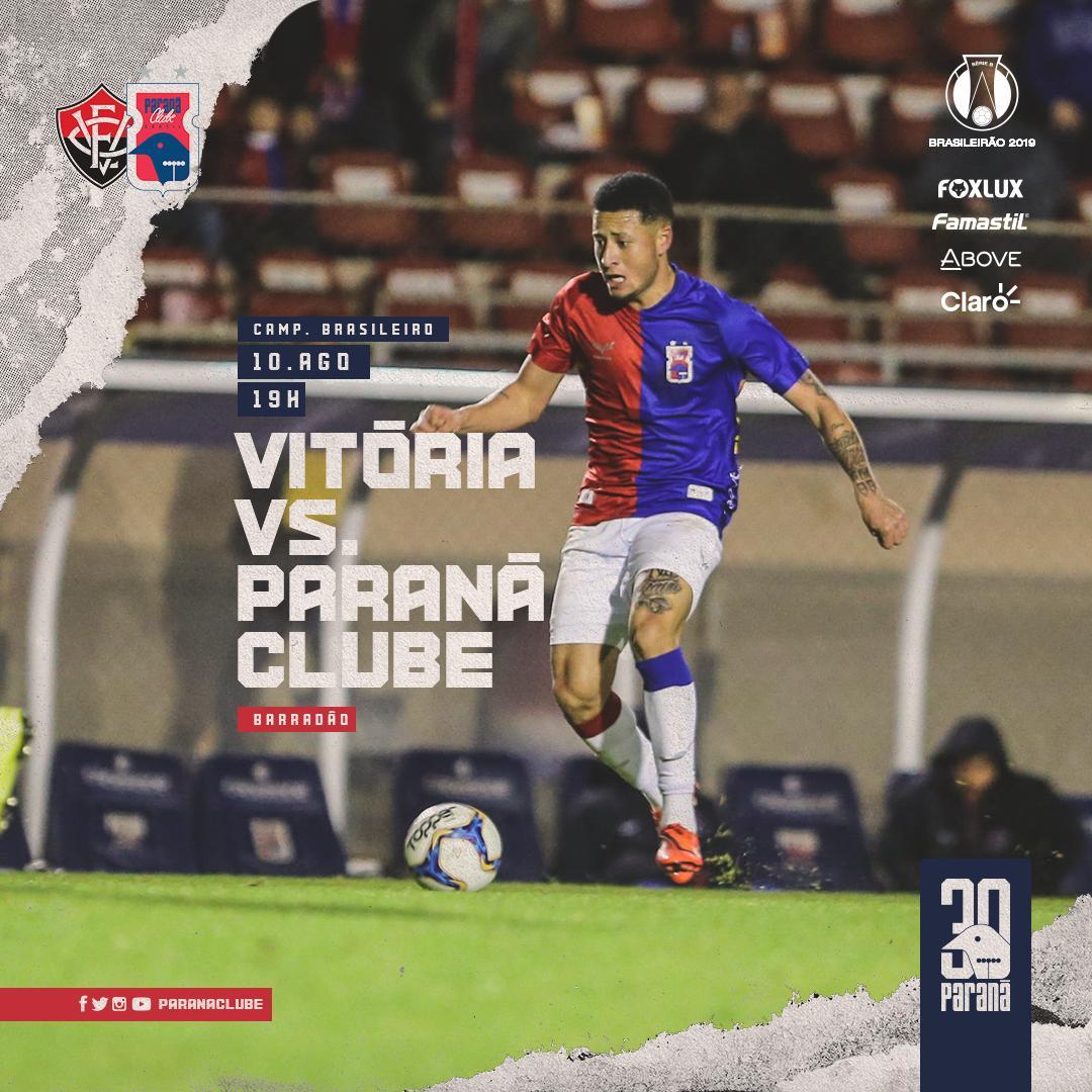Vitória x Paraná