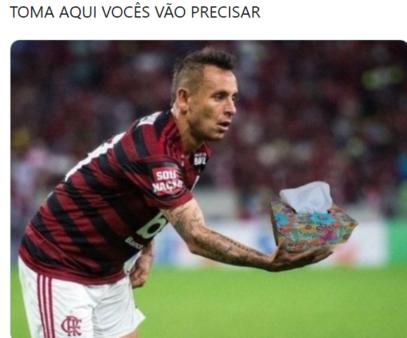 Internacional é Eliminado Pelo Flamengo Na Libertadores E