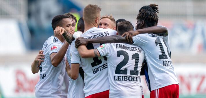 Karlsruhe x Hamburgo 2.Bundesliga