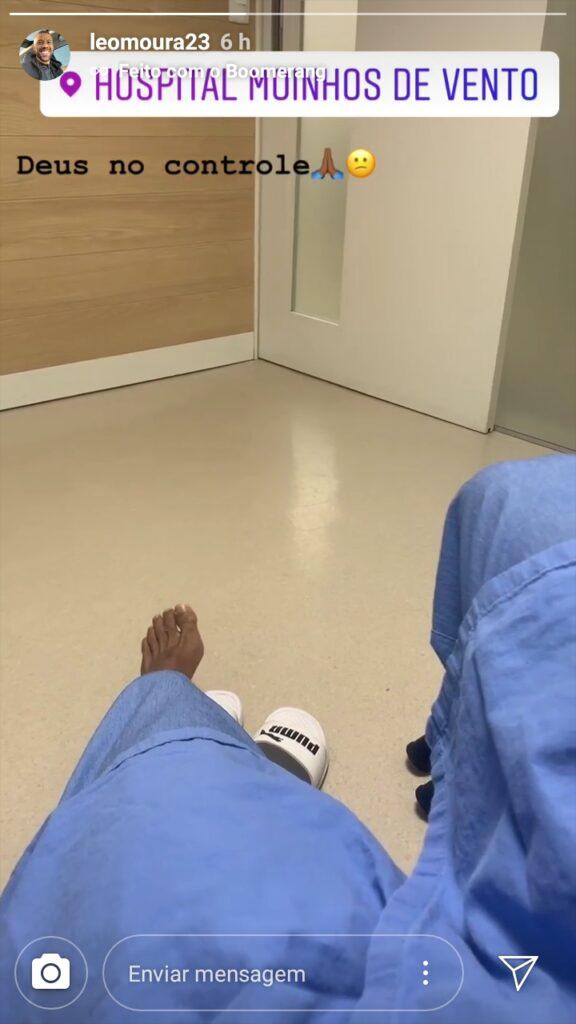 leo-moura-exames-medicos
