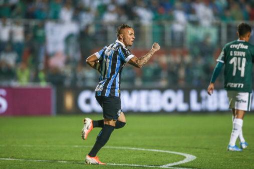 Palmeiras x Grêmio Everton Cebolinha