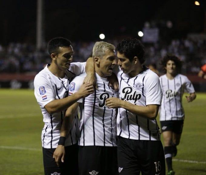 Libertad x Grêmio provável escalação clube paraguaio