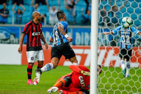 Grêmio x Athletico Paranaense (Lucas Uebel/ Grêmio FBPA)