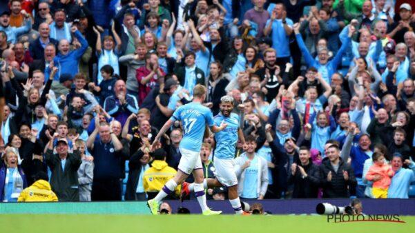Manchester City x Brighton