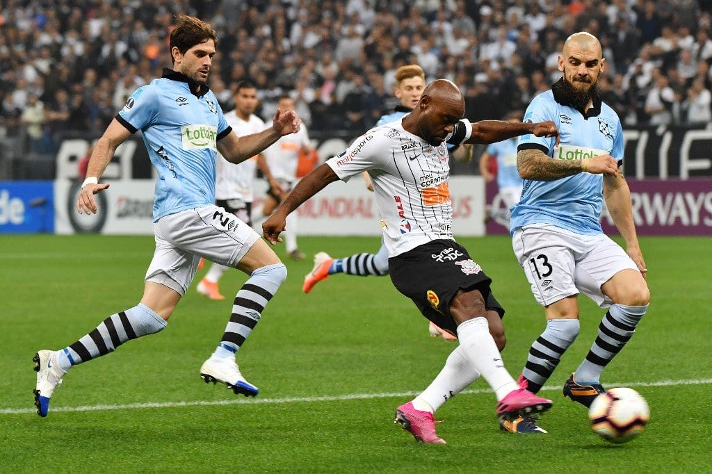 Montevideo Wanderers x Corinthians