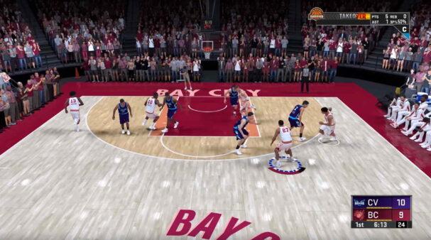 Demo NBA 2k20