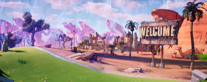 Crossover entre Fortnite e Borderlands trouxe nova área, missões e skins temáticas