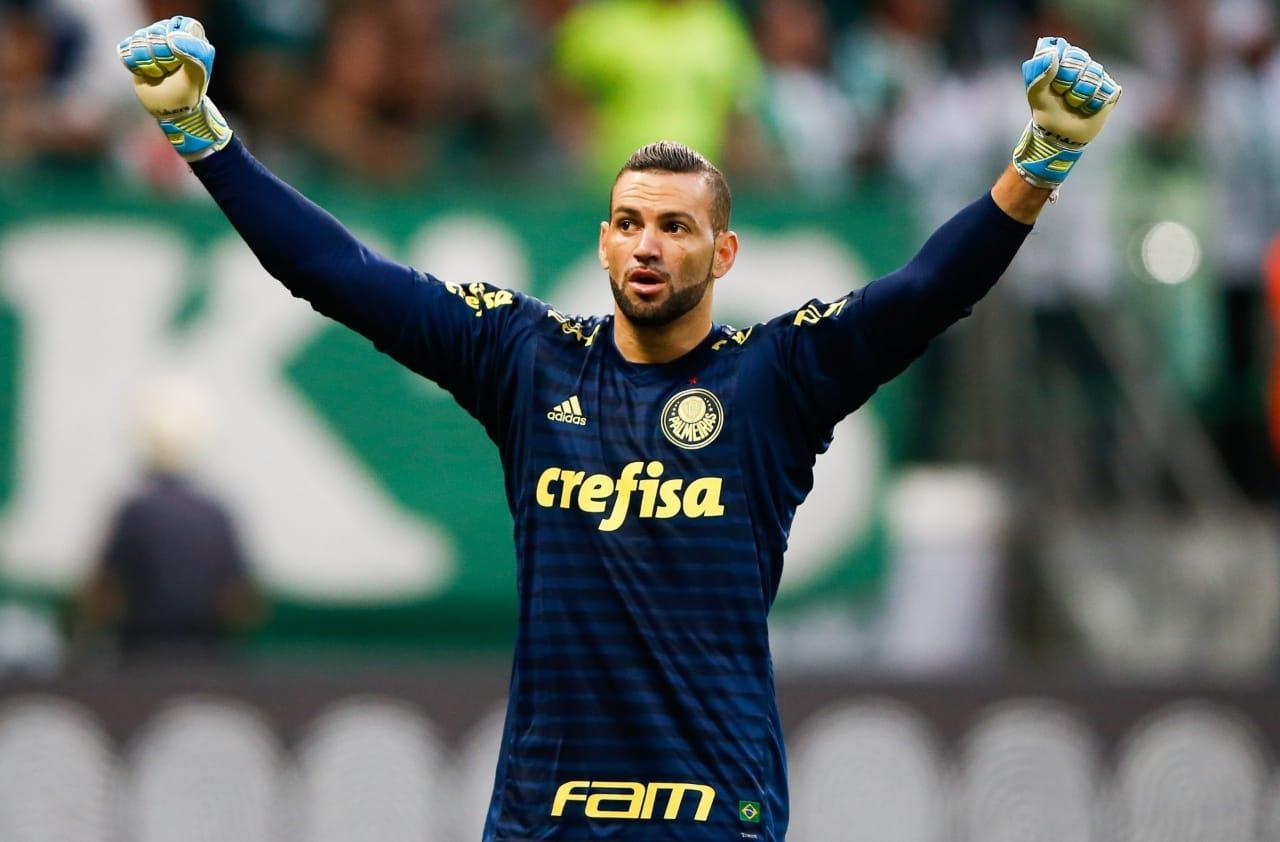 Palmeiras Weverton
