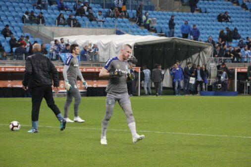 Paulo Victor - Grêmio