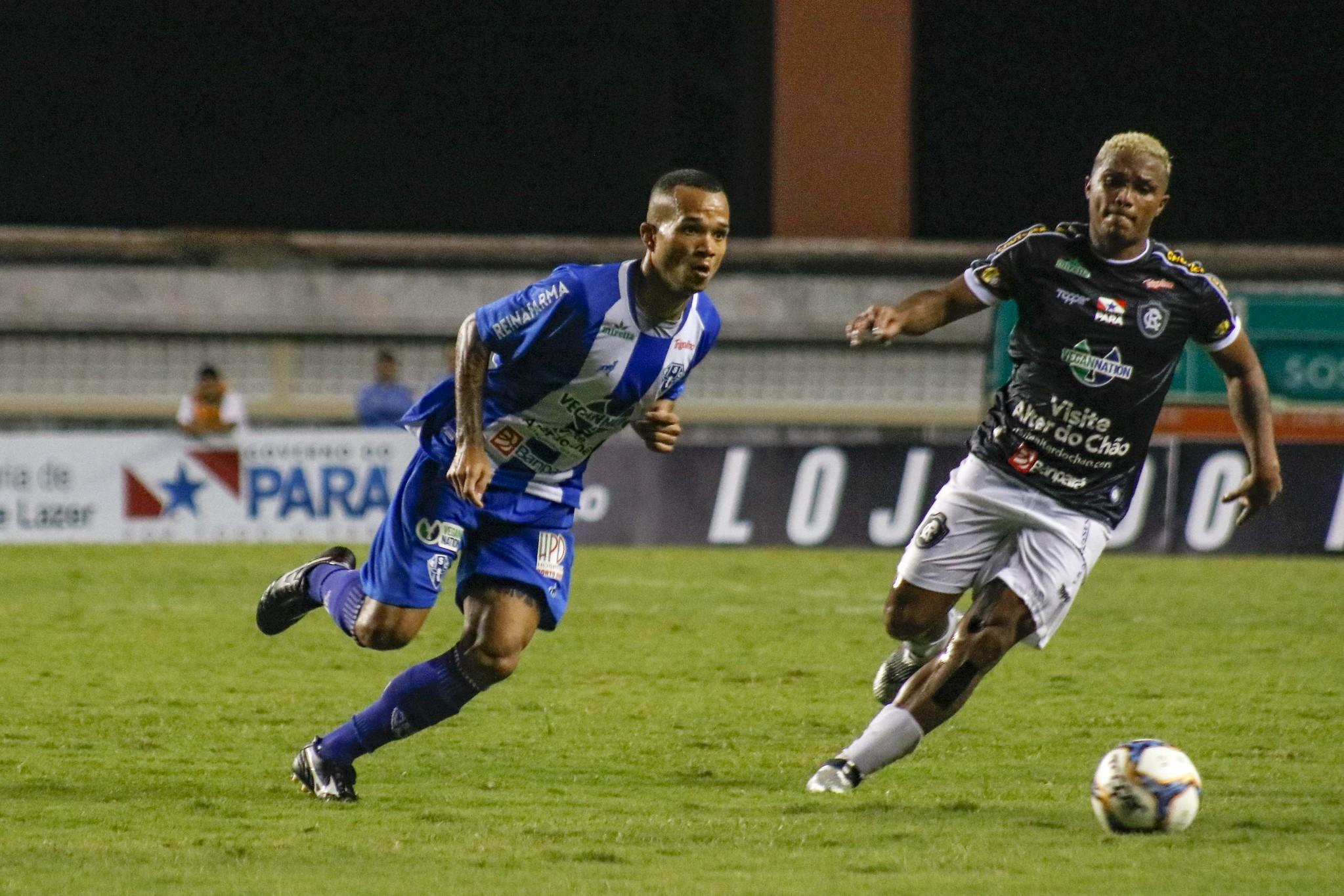 Remo e Paysandu vão disputar a Copa Verde
