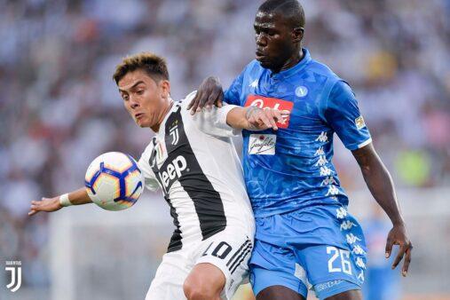 Napoli x Juventus ao vivo