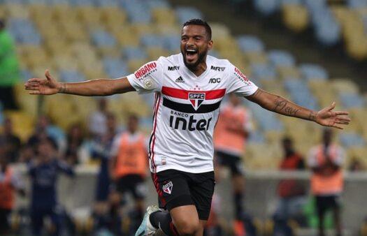 Reinaldo no São Paulo