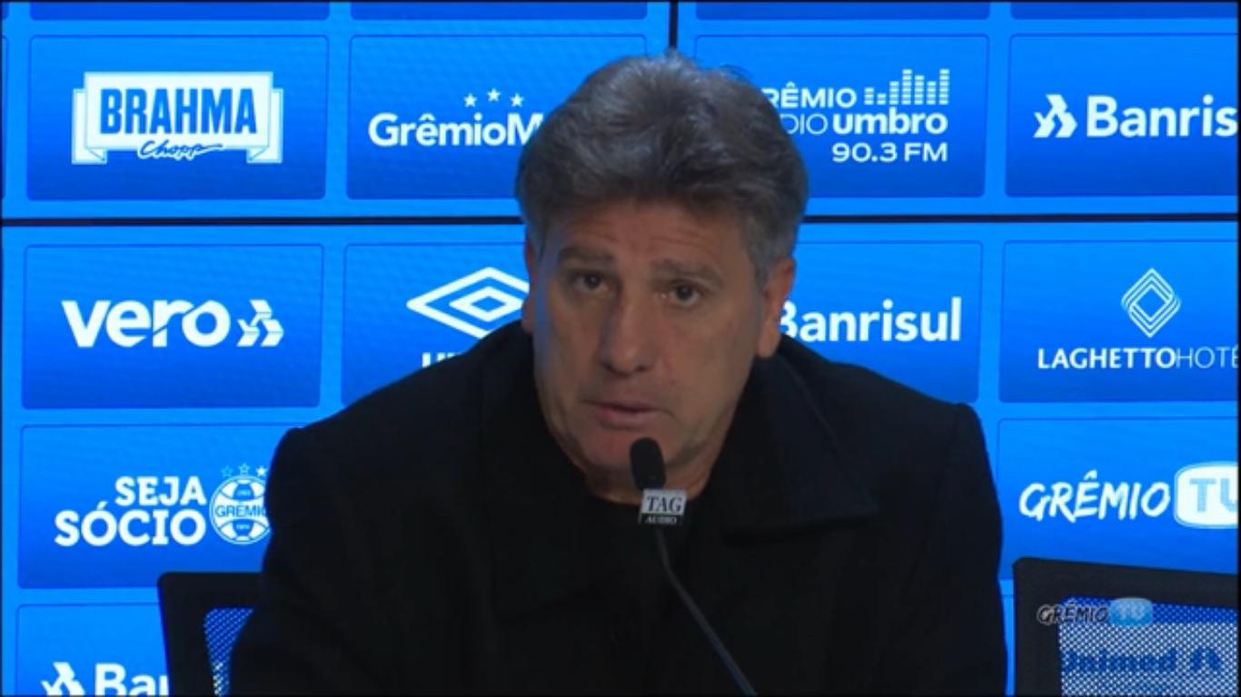 Grêmio - Renato Gaúcho